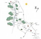 karta fyledalen